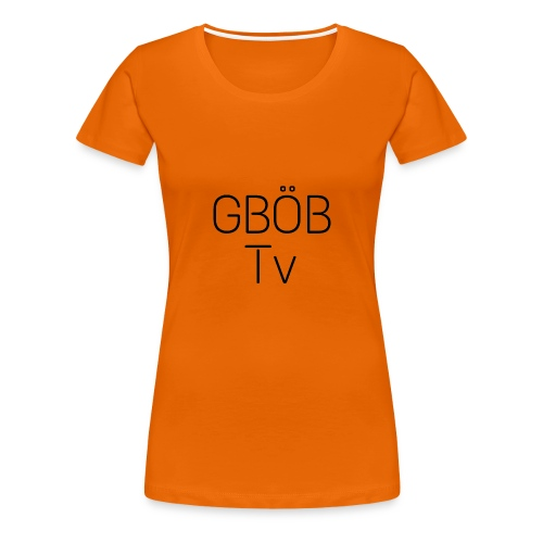 GBÖB Tv - Frauen Premium T-Shirt
