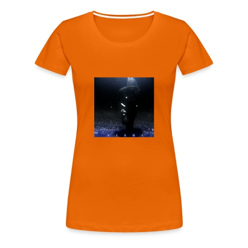 Karmas Profilbild - Frauen Premium T-Shirt
