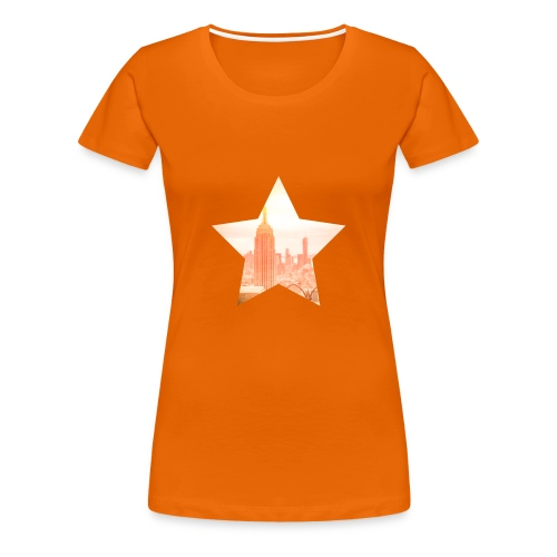 top-of-the-rock-new-york - Frauen Premium T-Shirt