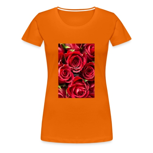 Do you love ME ?! - Frauen Premium T-Shirt