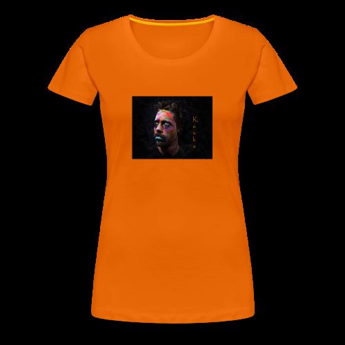 Kuuku - Naisten premium t-paita