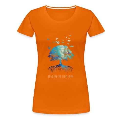 Women's shirt Next Nature - Women's Premium T-Shirt