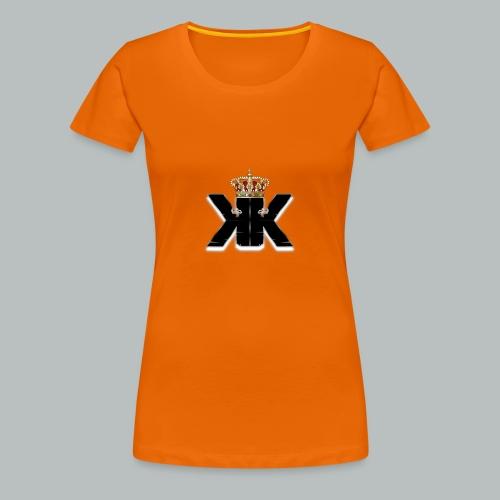 KaosKnight Logo - Frauen Premium T-Shirt