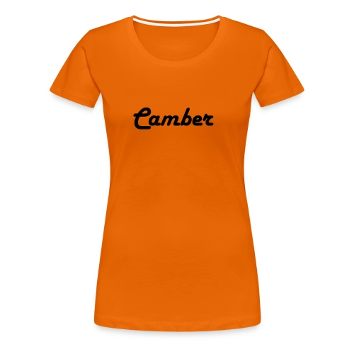 Camber - Frauen Premium T-Shirt
