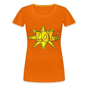 E4544E0A 1363 403F B96C F8EC27BBCC84 - Women's Premium T-Shirt