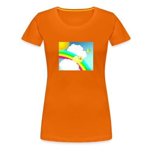 Kawaii Numse - Dame premium T-shirt