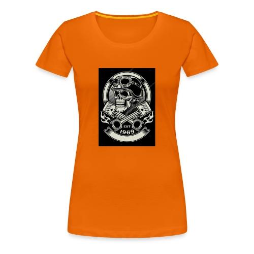 new - Frauen Premium T-Shirt