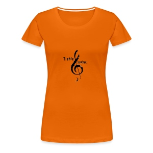 treble_maker - Women's Premium T-Shirt