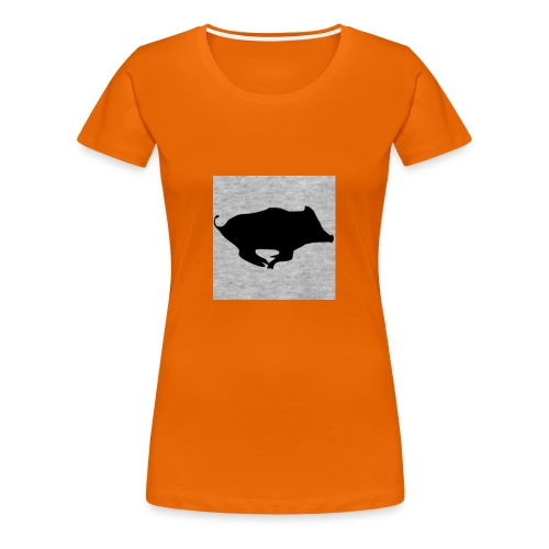 Sanglier - T-shirt Premium Femme
