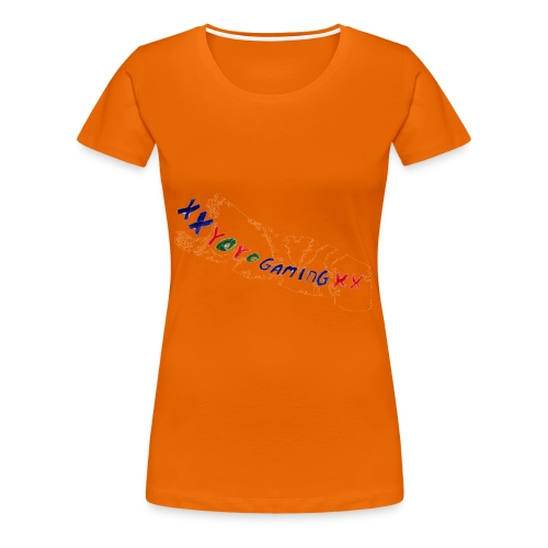 xXYoYoGamingXx - Women's Premium T-Shirt