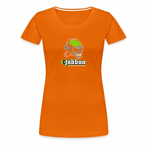 JABBA Logo - Frauen Premium T-Shirt
