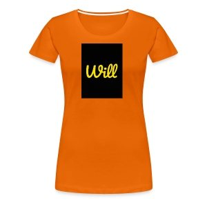 Just Will 2 - Women's Premium T-Shirt