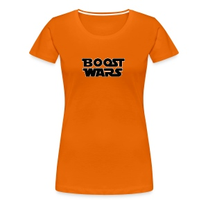 BOOST WARS - Frauen Premium T-Shirt