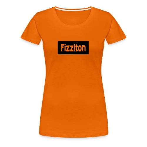 fizzlton shirt - Women's Premium T-Shirt