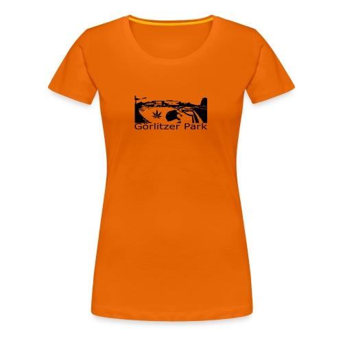 Görli - Frauen Premium T-Shirt