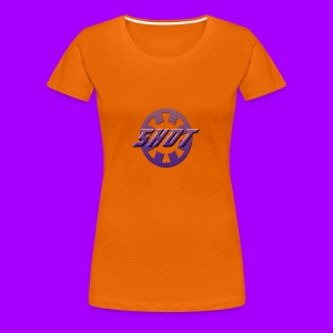 Shot Clothing Exclusive - Women's Premium T-Shirt