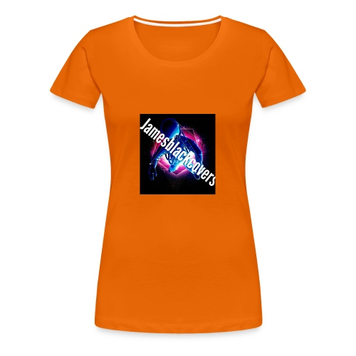 jamesblackclothing - Women's Premium T-Shirt