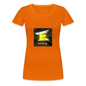logo nexus - Frauen Premium T-Shirt