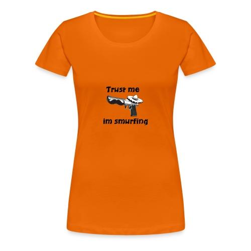 Design 5 - Frauen Premium T-Shirt