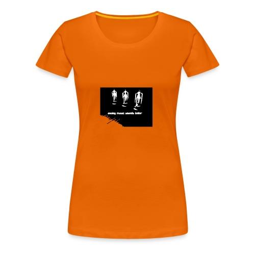 tube - Frauen Premium T-Shirt