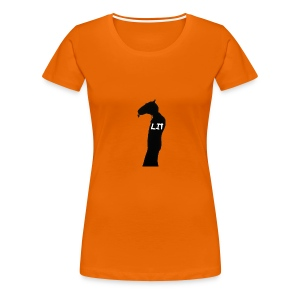 Detective Horis Lit - Women's Premium T-Shirt