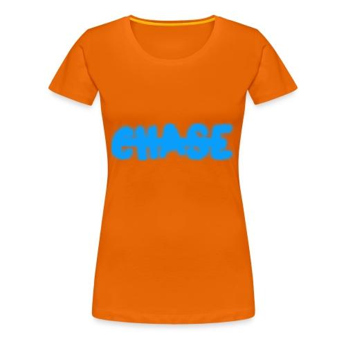 big_chase_bl - Women's Premium T-Shirt