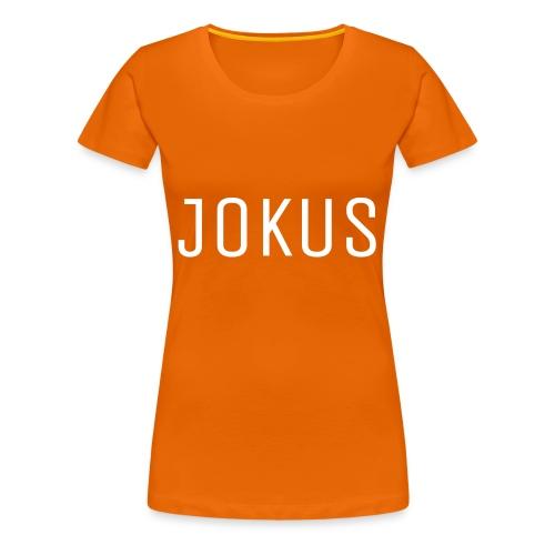 Jokus Bright - Vrouwen Premium T-shirt