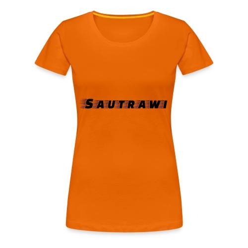 sautrawi - Frauen Premium T-Shirt