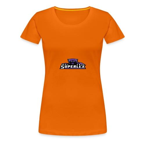 logo long - Frauen Premium T-Shirt