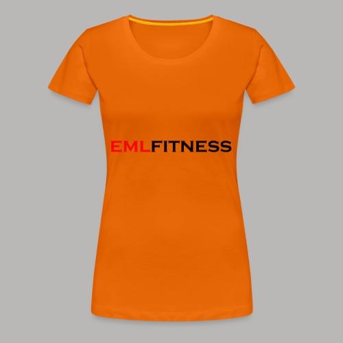 emlfitness - T-shirt Premium Femme