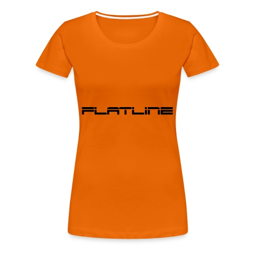 Liam Melly Presents Flatline - Women's Premium T-Shirt