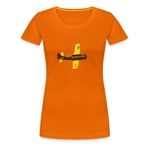 t28 - T-shirt Premium Femme
