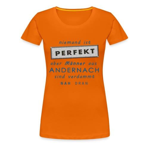 MÄNNER aus Andernach - Frauen Premium T-Shirt