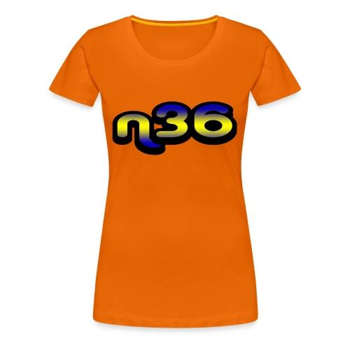 n36_mix - Vrouwen Premium T-shirt