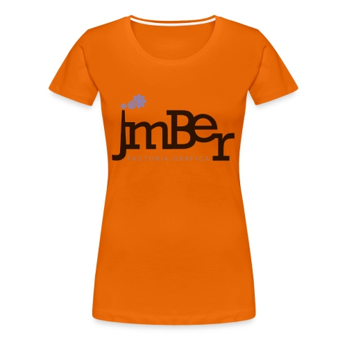 Factoria gràfica JmBer - Camiseta premium mujer