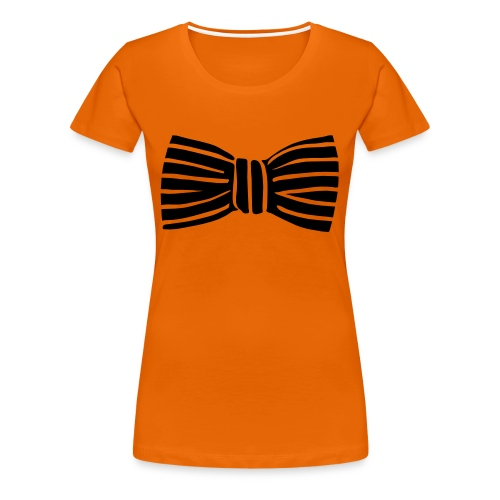 bow_tie - Women's Premium T-Shirt