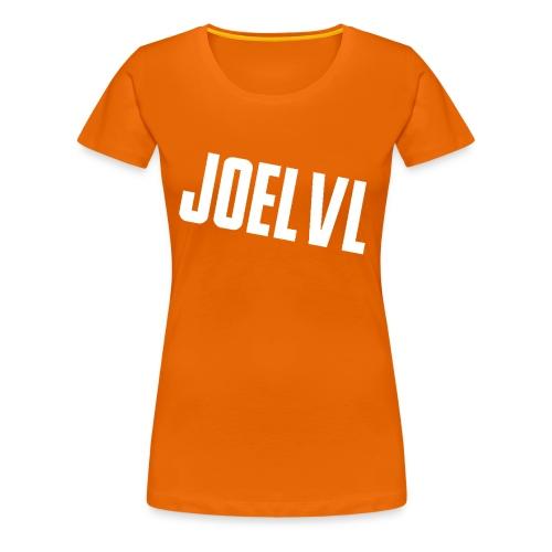 Joelvl Snapback cap - Vrouwen Premium T-shirt