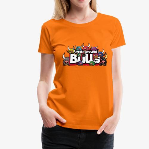 Bulls-Familie - Frauen Premium T-Shirt