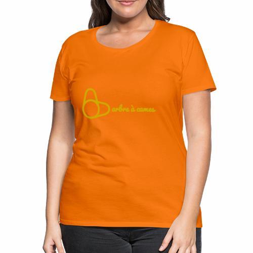 arbre à cames - T-shirt Premium Femme