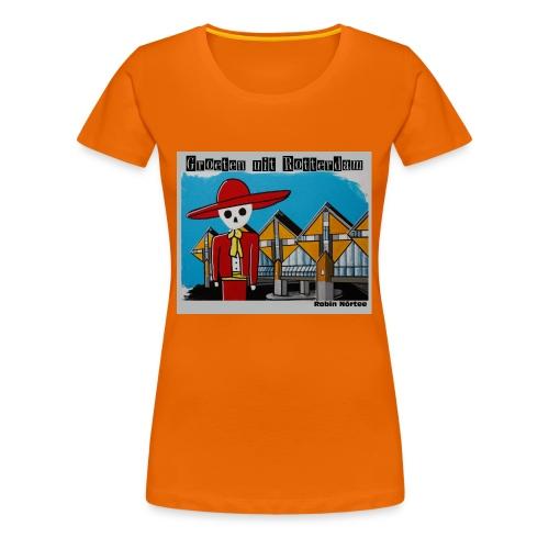 kubus - Vrouwen Premium T-shirt