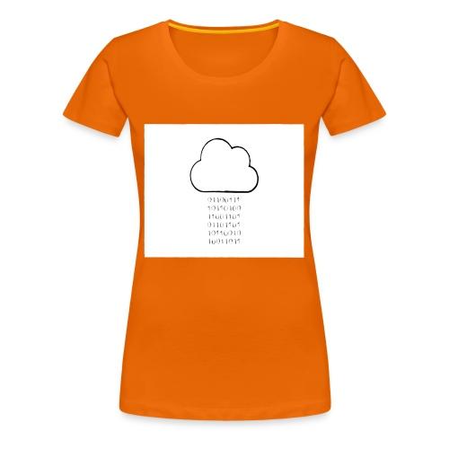 binary - Women's Premium T-Shirt