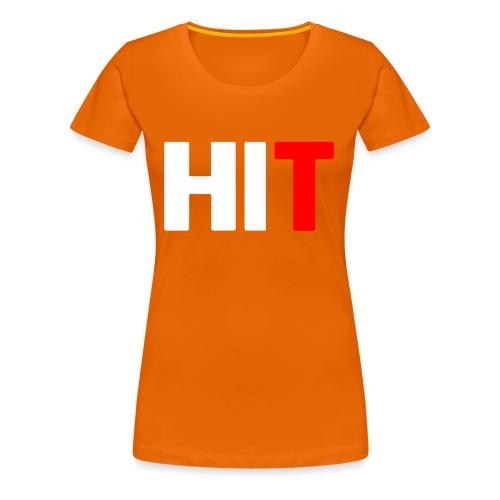 HetIsTijn Logo - Vrouwen Premium T-shirt