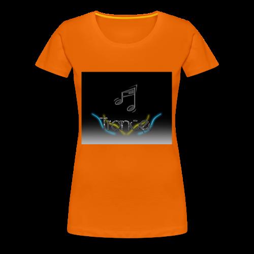 trance_wallpaper_by_peixotorj-jpg - Dame premium T-shirt