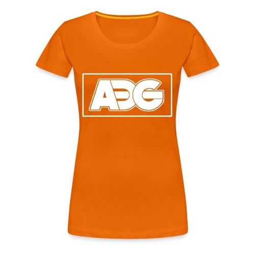 ADG Pet - Vrouwen Premium T-shirt