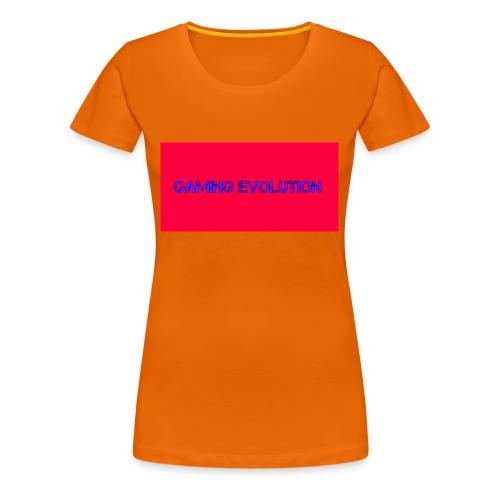 Logo 1490050323301 - Women's Premium T-Shirt