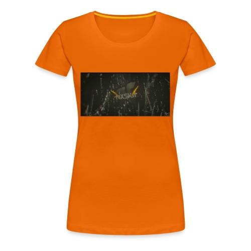 NxSkA - Frauen Premium T-Shirt