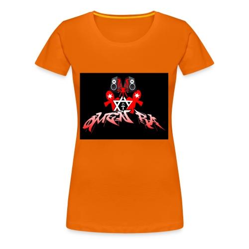 OMEN RA SPEAKERS - Women's Premium T-Shirt