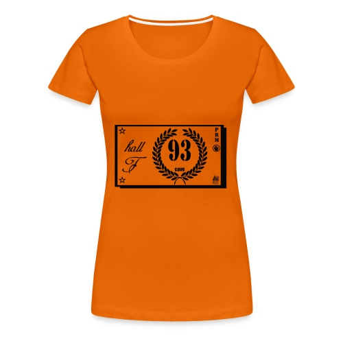 prm hall f - T-shirt Premium Femme