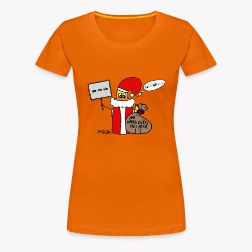 Bad Santa - Frauen Premium T-Shirt