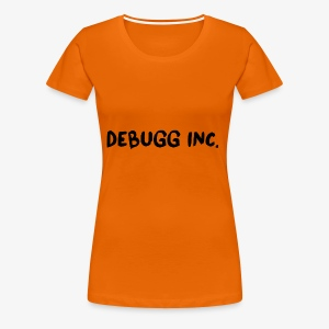Debugg INC. Brush Edition - Women's Premium T-Shirt